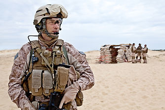 US marines in the desert near the blockpost.jpg