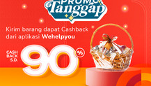 Promo Tanggap Dari GoPay Cashback Sampai 90%, Cuma Di Wehelpyou