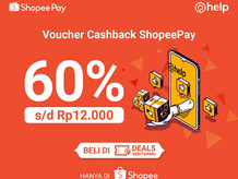 Kirim Barang Via Wehelpyou Ada Voucher Cashback 60% Dari ShopeePay
