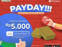 Wehelpyou Delivery: Promo Payday Bareng GrabExpress Akhir Bulan Jadi Cuan