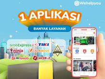 #LebihSeruBareng, Wehelpyou Agregator Pengiriman Barang Pertama di Indonesia