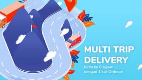 Wehelpyou Multitrip Delivery,Kirim ke 8 Alamat Dengan 1 Kali Orderan