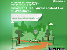 GrabExpress di Wehelpyou Banyak Banget Promonya