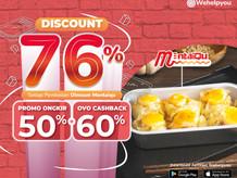 Wehelpyou Eat: Diskon 76% Beli Mentaiqu Jadi Lebih Hemat