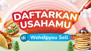 Ayo Daftar Sekarang, Jualan Online Bareng Wehelpyou Sell