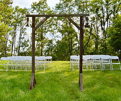 Farm wedding venue in Norhern Kentucky