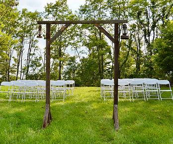 Farm wedding venue in Norhern Kentucky