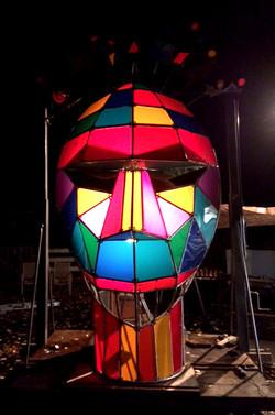 Head color night