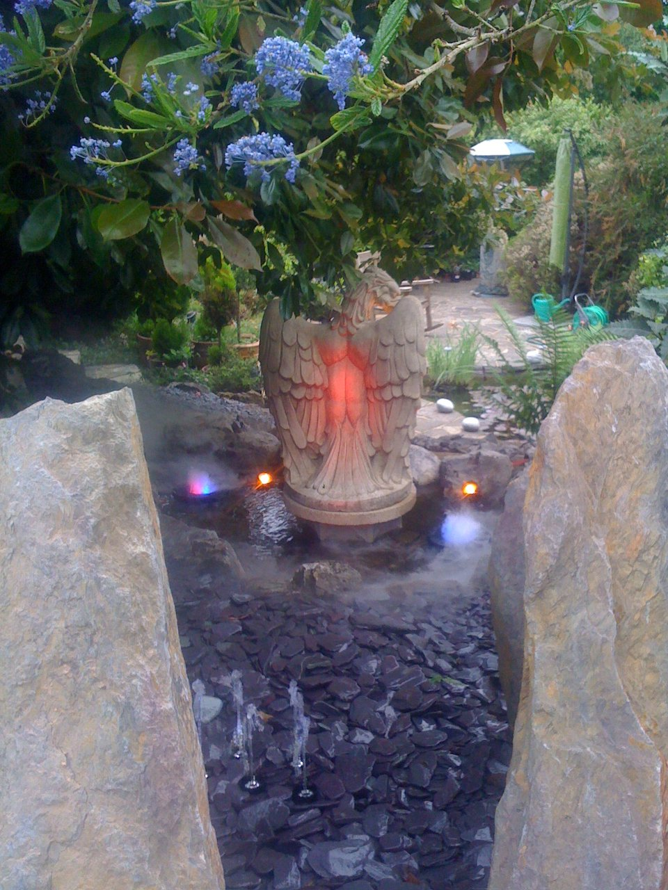 phoenix water feature Reigate