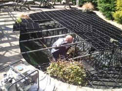 pond fixing west chiltington