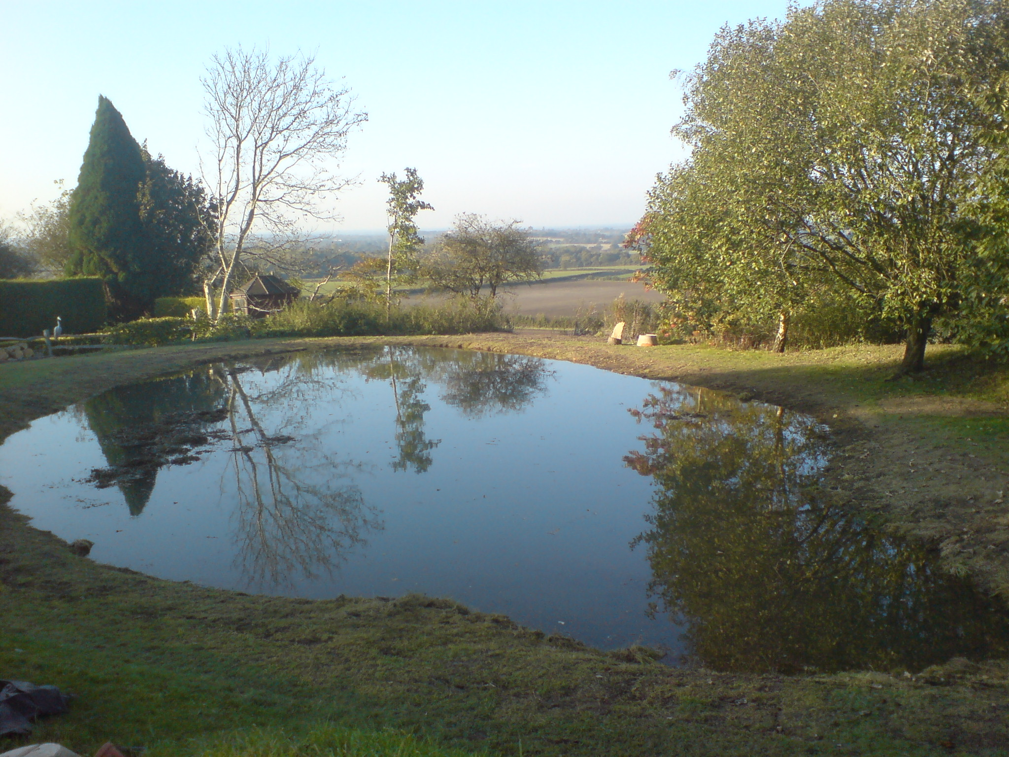 pond West Sussex