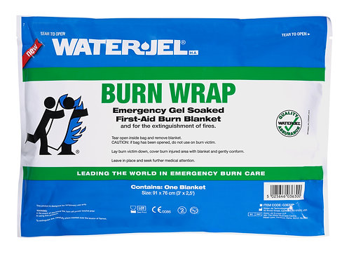 BURN WRAP GP3630 - POUCH HA