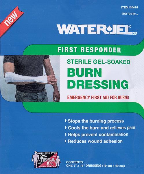 WATER-JEL® B0416 Lenços umedecidos em gel para queimaduras