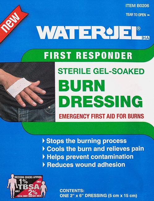 WATER-JEL® B0206 Lenços umedecidos em gel para queimaduras