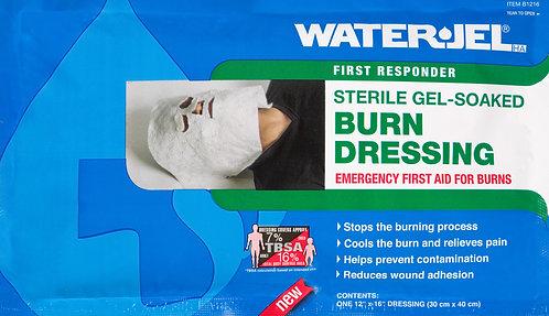 WATER-JEL® B1216 Lenços umedecidos em gel para queimaduras