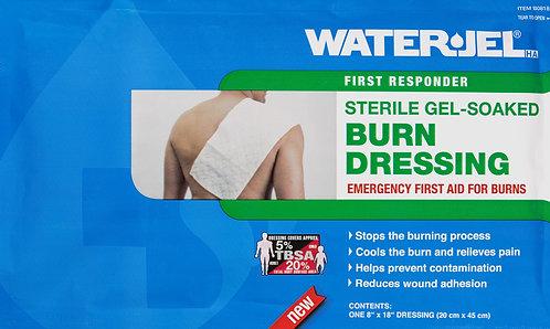 WATER-JEL® B0818 Lenços umedecidos em gel para queimaduras