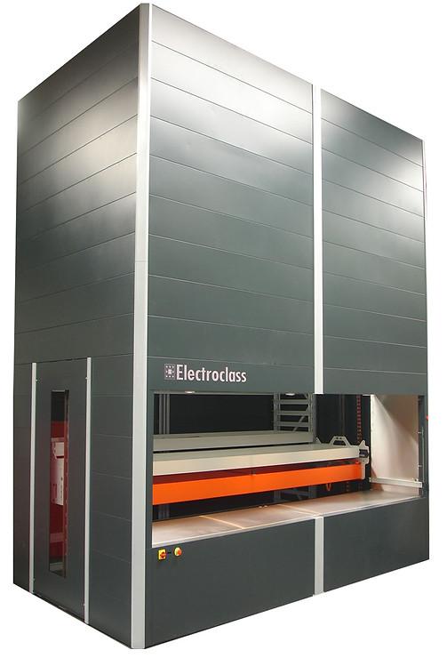 LIFT - magazzino verticale a piani traslanti