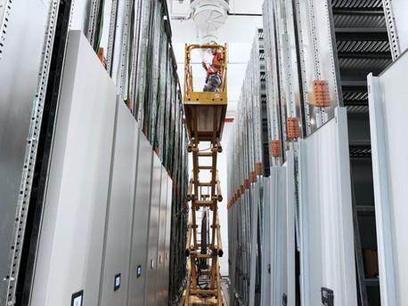 Cargo - Mobile racking