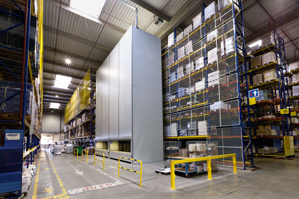 2011-10-LIFT - magazzino verticale a piani traslanti
