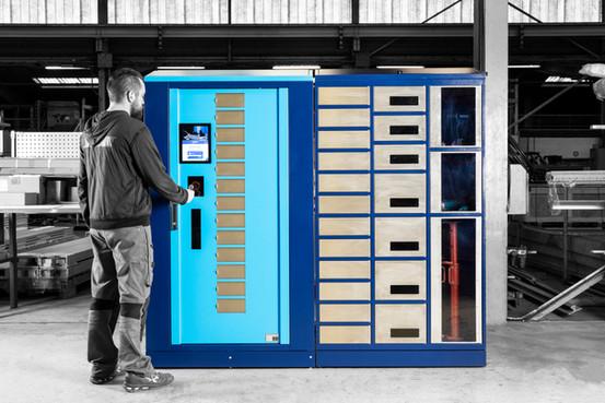 Vending Solution - Dynabox