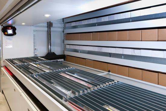 Vertical Storage