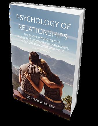 psychology of relationships, social psychology, psychology of friendships