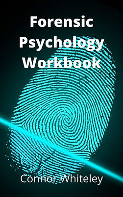 forensic psychology, forensic psychology workbook, crime psychology, criminal psychology