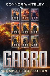 garro complete collection, science ficiton, fantasy