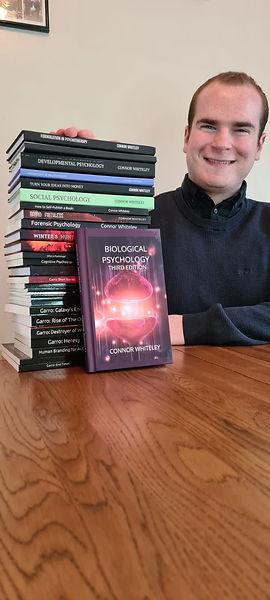 connor whiteley psychology books