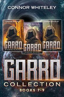 garro collection 7-9, science fiction, fantasy, sci fi fantasy
