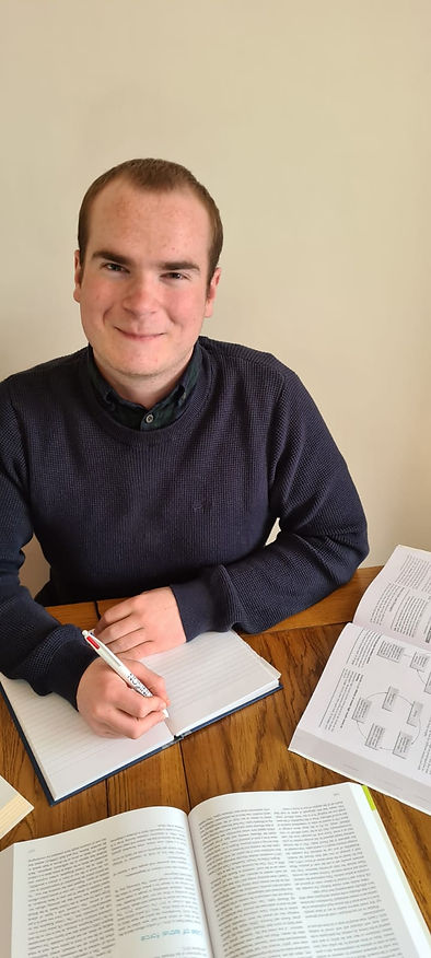 connor whiteley writing