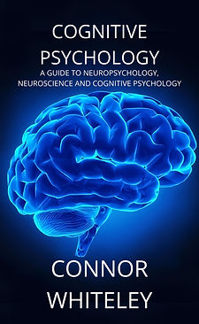 Cognitive Psychology By Connor Whiteley