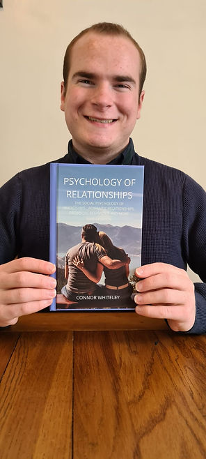 connor whiteley with psychology of relationships