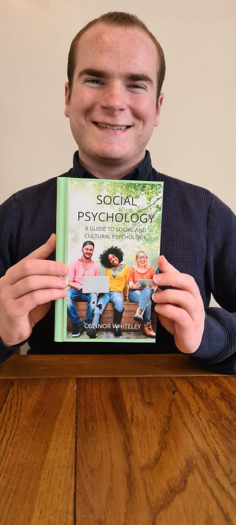 connor whiteley social psychology book