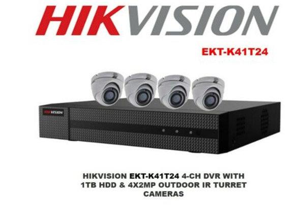 Hikvision EKT-K41T24 KIT (HDoC)