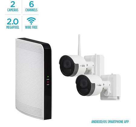 HDVision WireFree Security Camera (2)
