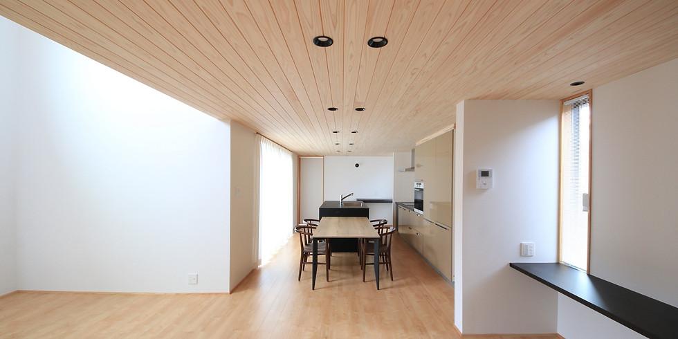 OPEN HOUSE 高さをおさえたリビングの家 IN 能美市寺井町