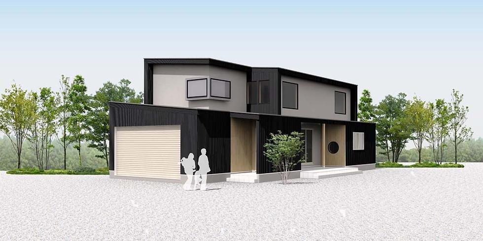 OPEN HOUSE:ビルトインガレージの家