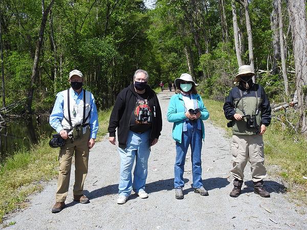 2021 Dismal Swamp Trip group.JPG