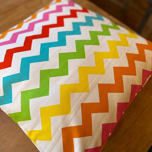 Cushion/Cover -Chevron Candy