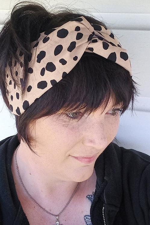 Leopard - Turban Headband
