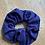 Thumbnail: School Scrunchie - Navy Blue