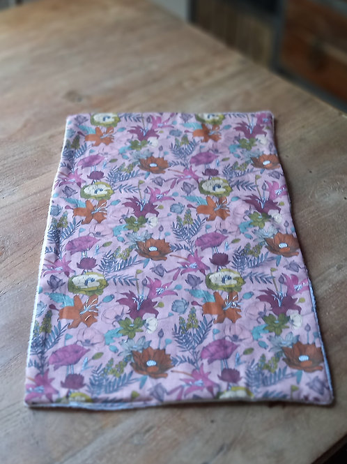 Burp Cloth - Vintage Floral