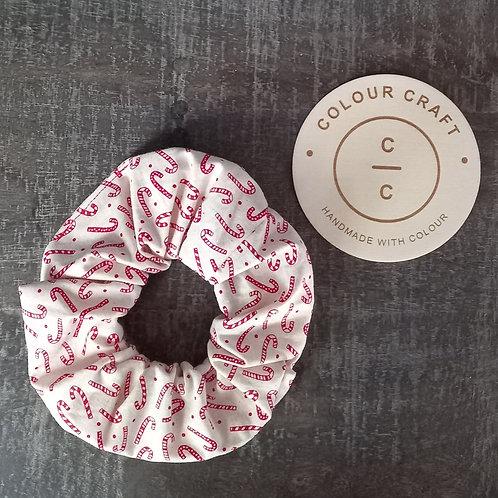 Candy Cane - Scrunchie