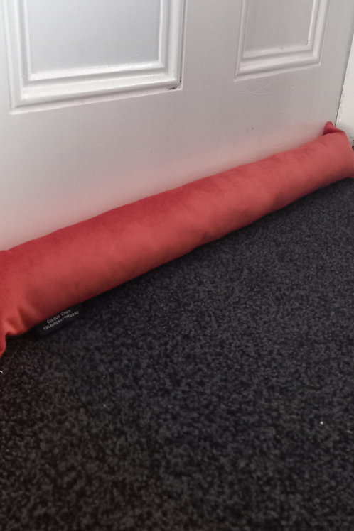 Cinnamon Draught Excluder