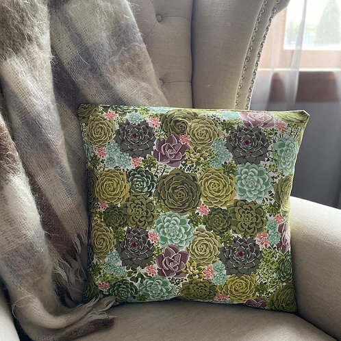 Cushion/Cover - Succulent