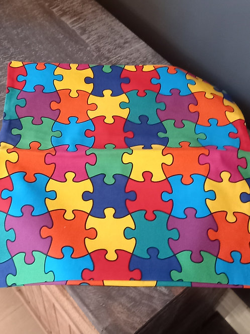 Cushion/Cover - Puzzle