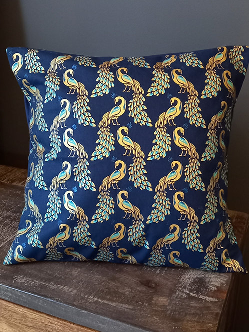 Cushion/Cover - Peacock