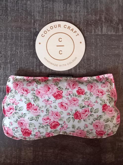 Cabbage Rose Eye Pillow