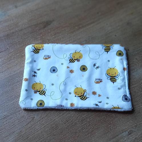 Face cloth - Buzzy Bee
